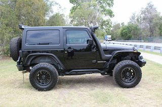 2013 Jeep Wrangler JK MY2013 Sport Black 6 Speed Manual Softtop