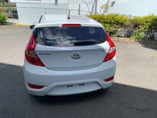 2019 Hyundai Accent RB6 MY19 Sport Chalk White 6 Speed Manual Hatchback