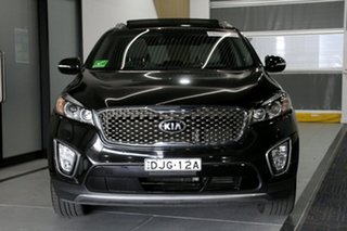 2016 Kia Sorento UM MY16 Platinum (4x4) Aurora Black 6 Speed Automatic Wagon