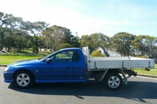 2004 Holden Ute VY II S Blue 4 Speed Automatic Utility