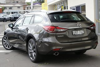 2020 Mazda 6 GL1033 GT SKYACTIV-Drive Grey 6 Speed Sports Automatic Wagon.