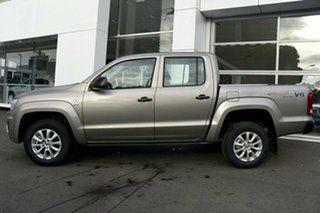 2019 Volkswagen Amarok 2H MY19 TDI550 4MOTION Perm Core Beige 8 Speed Automatic Utility