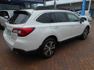 2020 Subaru Outback B6A MY20 2.5i CVT AWD Vision Plus Crystal White 7 Speed Constant Variable Wagon