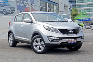2012 Kia Sportage SL MY12 SI Silver 6 Speed Sports Automatic Wagon.