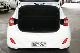 2015 Hyundai i30 GD3 Series II MY16 Premium DCT White 7 Speed Sports Automatic Dual Clutch Hatchback