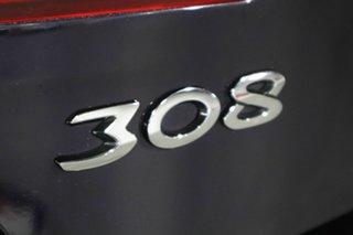 2016 Peugeot 308 T9 Active Purple 6 Speed Sports Automatic Hatchback