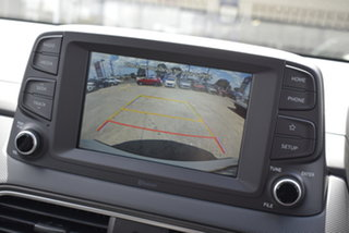 2020 Hyundai Kona OS.3 MY20 Go 2WD Chalk White 6 Speed Sports Automatic Wagon