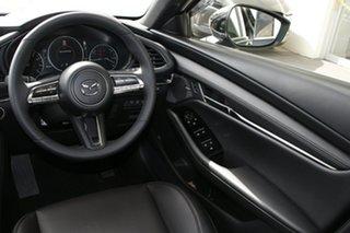 2020 Mazda 3 BP2HLA G25 SKYACTIV-Drive Astina Black 6 Speed Sports Automatic Hatchback