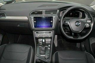 2019 Volkswagen Tiguan ALLSPACE 132TSI Silver 7 Speed Automatic Wagon