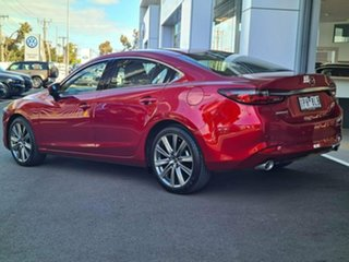 2018 Mazda 6 Atenza Red 6 Speed Automatic Sedan.