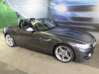 2016 BMW Z4 E89 MY16 sDrive 35IS Grey 7 Speed Auto Direct Shift Roadster
