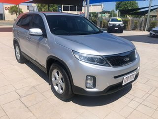 2013 Kia Sorento XM MY13 Si 4WD Silver 6 Speed Sports Automatic Wagon.