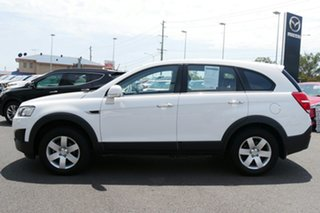 2015 Holden Captiva CG MY15 7 LS White 6 Speed Sports Automatic Wagon