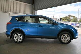 2017 Toyota RAV4 ZSA42R GX 2WD Blue 7 Speed Constant Variable Wagon