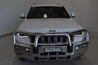 2017 Jeep Grand Cherokee WK MY17 Limited White 8 Speed Sports Automatic Wagon