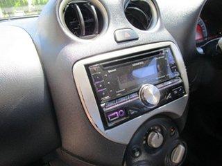 2011 Nissan Micra K13 ST Pink 5 Speed Manual Hatchback