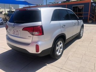 2013 Kia Sorento XM MY13 Si 4WD Silver 6 Speed Sports Automatic Wagon