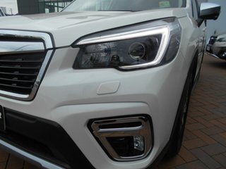 2020 Subaru Forester S5 MY21 2.5i-S CVT AWD Crystal White 7 Speed Constant Variable Wagon