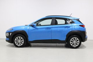 2019 Hyundai Kona OS.3 MY20 GO (FWD) Blue 6 Speed Automatic Wagon