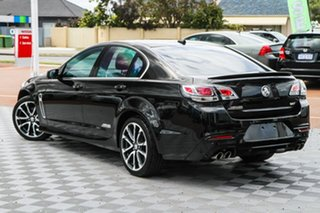 2016 Holden Commodore VF II MY16 SS V Black 6 Speed Manual Sedan.
