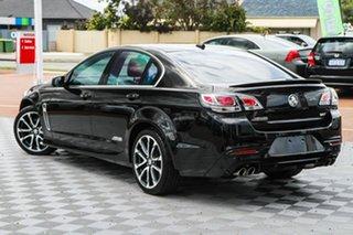 2016 Holden Commodore VF II MY16 SS V Black 6 Speed Manual Sedan.