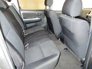 2014 Toyota Hilux KUN26R MY14 SR5 (4x4) Grey 5 Speed Automatic Dual Cab Pick-up