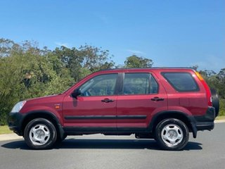 2002 Honda CR-V RD MY2002 4WD Red 4 Speed Automatic Wagon