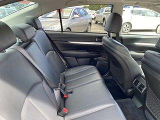 2010 Subaru Liberty B5 MY10 2.5i Lineartronic AWD Premium Black 6 Speed Constant Variable Sedan