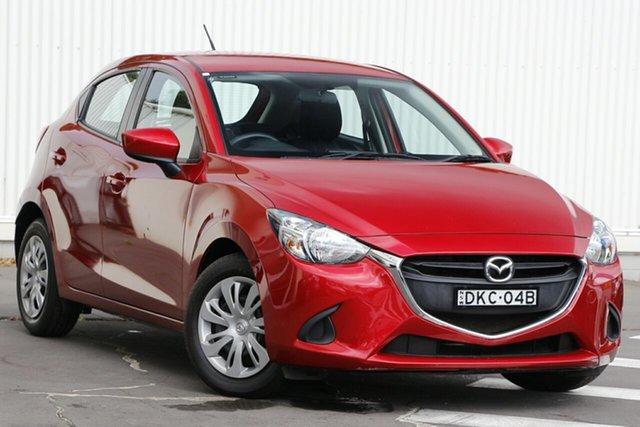 Used Mazda 2 DJ2HAA Neo SKYACTIV-Drive Wollongong, 2016 Mazda 2 DJ2HAA Neo SKYACTIV-Drive Soul Red 6 Speed Sports Automatic Hatchback