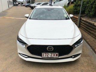 2020 Mazda 3 BP2SHA X20 SKYACTIV-Drive Astina 6 Speed Sports Automatic Sedan