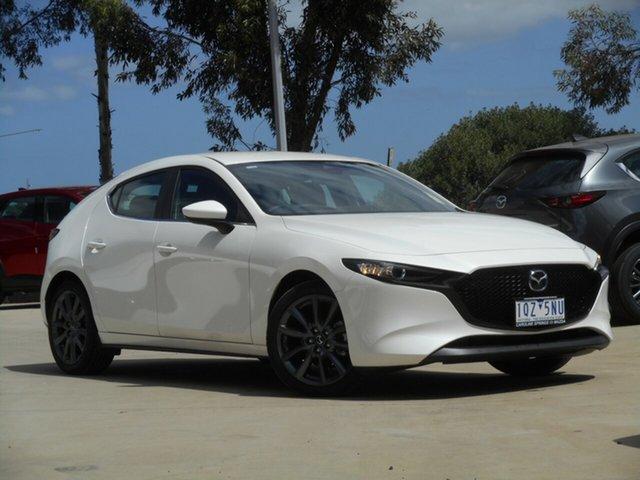 Used Mazda 3 BP2H7A G20 SKYACTIV-Drive Evolve Ravenhall, 2020 Mazda 3 BP2H7A G20 SKYACTIV-Drive Evolve 6 Speed Sports Automatic Hatchback