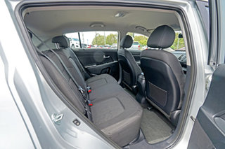 2012 Kia Sportage SL MY12 SI Silver 6 Speed Sports Automatic Wagon