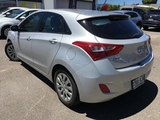 2014 Hyundai i30 GD2 Active Billet Silver 6 Speed Manual Hatchback