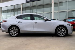 2019 Mazda 3 BP2SLA G25 SKYACTIV-Drive Astina Silver 6 Speed Sports Automatic Sedan.