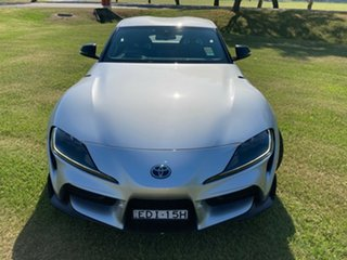 2019 Toyota Supra J29 GR GTS Suzuka Silver 8 Speed Sports Automatic Coupe