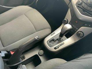 2014 Holden Cruze JH MY14 Equipe Green 6 Speed Automatic Sedan