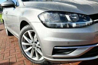 2020 Volkswagen Golf 7.5 MY20 110TSI DSG Comfortline Silver 7 Speed Sports Automatic Dual Clutch.