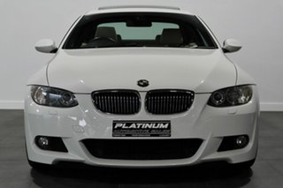 2008 BMW 3 Series E92 MY08 323i Steptronic White 6 Speed Sports Automatic Coupe.