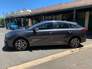 2019 Kia Cerato BD MY19 Sport Platinum Graphite/graphite 6 Speed Sports Automatic Hatchback