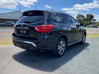 2019 Nissan Pathfinder R52 Series III MY19 ST-L X-tronic 2WD Black 1 Speed Constant Variable Wagon