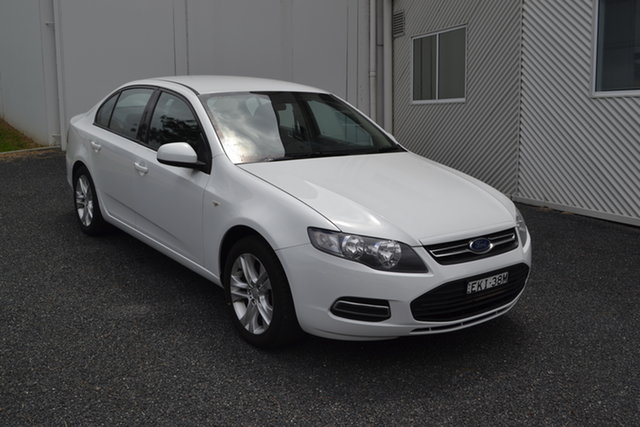 Used Ford Falcon FG MkII XT Maitland, 2013 Ford Falcon FG MkII XT White 6 Speed Sports Automatic Sedan