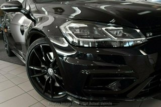 2020 Volkswagen Golf 7.5 MY20 R DSG 4MOTION Final Edition Black 7 Speed Sports Automatic Dual Clutch.