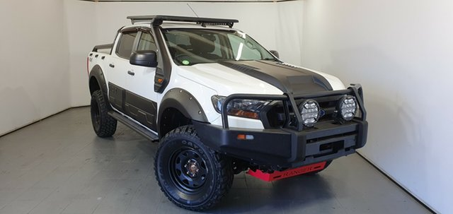 Used Ford Ranger PX MkII XL Elizabeth, 2016 Ford Ranger PX MkII XL White 6 Speed Sports Automatic Utility