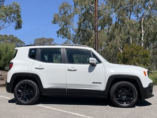 2017 Jeep Renegade BU MY17 Longitude DDCT White 6 Speed Sports Automatic Dual Clutch Hatchback