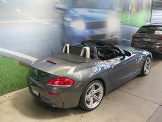 2016 BMW Z4 E89 MY16 sDrive 35IS Grey 7 Speed Auto Direct Shift Roadster.