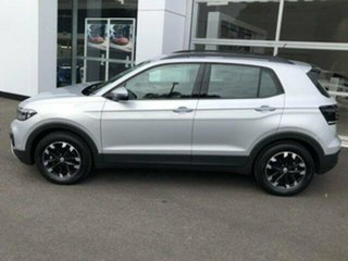 2020 Volkswagen T-Cross C1 MY20 85TSI DSG FWD Life Silver 7 Speed Sports Automatic Dual Clutch Wagon