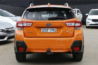 2017 Subaru XV G5X MY18 2.0i-S Lineartronic AWD Orange 7 Speed Constant Variable Wagon