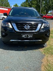2019 Nissan Pathfinder R52 Series III MY19 ST-L X-tronic 2WD Black 1 Speed Constant Variable Wagon.