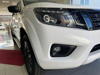 2020 Nissan Navara D23 S4 MY20 ST 4x2 Polar White 7 Speed Sports Automatic Utility.