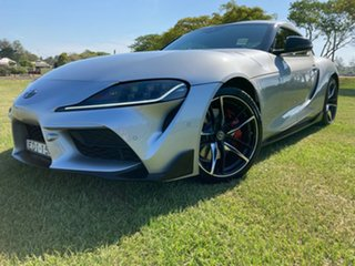 2019 Toyota Supra J29 GR GTS Suzuka Silver 8 Speed Sports Automatic Coupe.